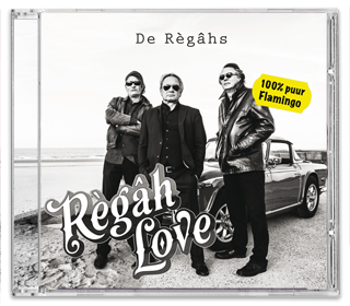 CD Regah Love 320br